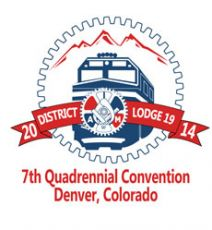 2014 7th Quadrennial District Lodge 19 Convention