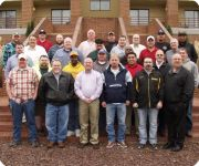 Basic Local Chairman Training, December 7-12, 2014