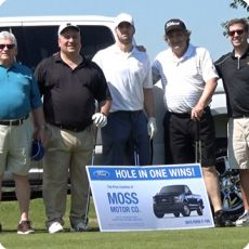 1st Annual Guide Dogs of America Southeast Championship Charity Golf Tournament