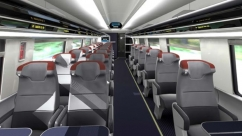 Amtrak Acela Express Train